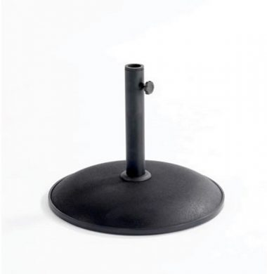 12kg Black Stone Parasol Base