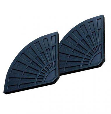 4 Piece Stone Cantilver parasol bases