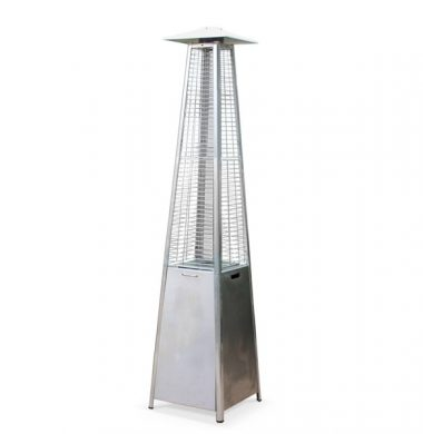 Stainless Steel Pyramid Patio Heater